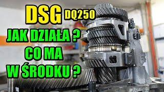 Download Sekcja zwłok, DSG, DQ250, Dwusprzęgłowa skrzynia biegów, jak działa i co ma w środku? Video