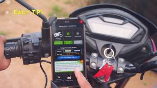 Download 1st Honda Bike with Mileage Tracker | Tamil Motors Video