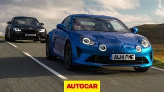 Download Alpine A110 vs BMW M2 Competition review | Which is the best sports car? | Autocar Video