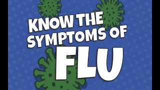 Download Know the common symptoms of flu Video