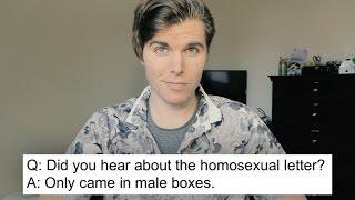Download Gay Jokes Video