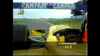 Download F1 Buenos Aires 1998 Ralf Schumacher Jordan Mugen Honda 198 Video
