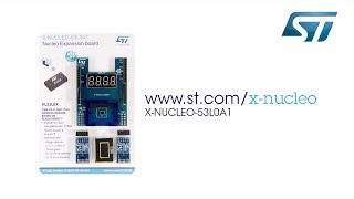 Download Getting started with Time-of-Flight ranging and gesture sensor expansion board (STM32 ODE, 53L0A1) Video