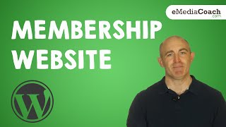 Download Create a Membership Website with WordPress - Accept Payments - Full Tutorial Video