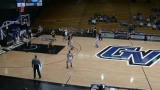 Download GVSU Women's Basketball vs. Ohio Dominican Video