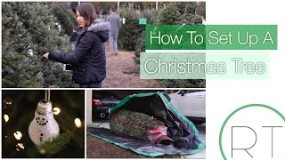 Download Christmas Tree Hacks + Decorating Our Tree Vlog Video