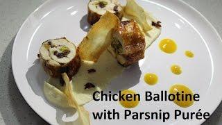 Download Chicken Ballotine -Chefstreet- Video