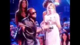Download Kanye West interrompe Taylor Swift no VMA 2009 Video
