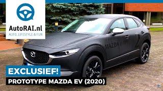 Download Exclusief: rijden in prototype elektrische Mazda (2020) - AutoRAI TV Video