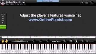 Download Birdy - Skinny Love Piano Tutorial (easy version) - Piano Lesson Video