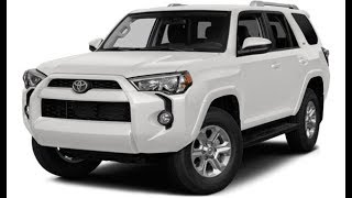 Download 2017 Toyota 4Runner TRD Off Road Premium Review & In Depth Feature Tutorial Video