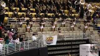 Download Alabama State Stingettes ″Keys To The Streets″ (Jamboree '17) Video