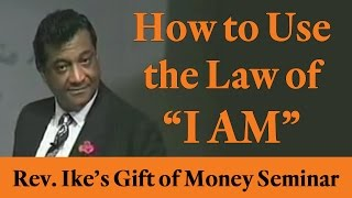 Download Rev. Ike: How to use The Law of ″I AM″ Video