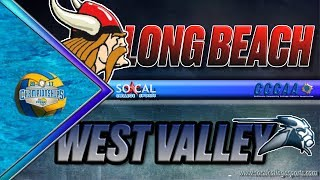 Download 2017 CCCAA Water Polo Men's Semifinals: West Valley vs LBCC Video