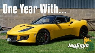 Download My Lotus Evora 400 - One Year and 15,000 Miles Later (Or, my very late 3000 subscriber special) Video