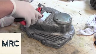 Download How to Paint a Motorcycle Engine Cover Video