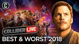 Download Best and Worst of 2018 - Collider Live #50 Video