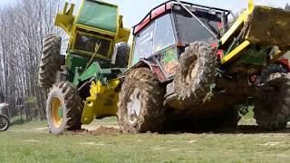 Download Traktoriada - Zděchov - 8 - Přetahování Lakatoš LKT80 vs Zetor 1240 Video