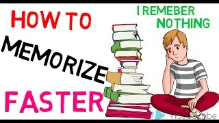 Download How to Memorize fast and easily? Video
