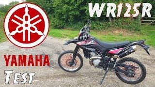 Download ″Test″ Surement le meilleur Trail 125cc 4 temps ″Yamaha WR125R″ Video