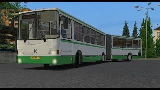 OMSI 2  Map Moges, Route 4, IKARUS 280 33 Free Download