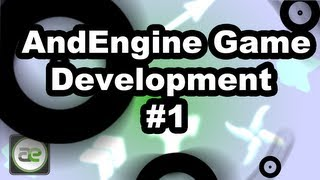 Download AndEngine 1.1 Android Game Development | GLES2.0 Setup Video
