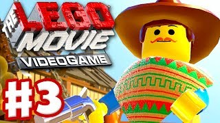 Download The LEGO Movie Videogame - Gameplay Walkthrough Part 3 - The Old West (PC, Xbox One, PS4) Video