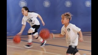 Download BASKETBALL PRACTICE | 7 YEARS OLD VS 12 YEARS OLD Video