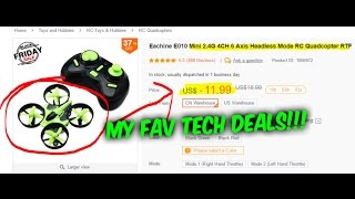 Download Best Cyber Monday Tech Deals 2016 & Black Friday Deals Video