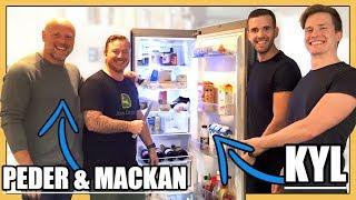 Download Kan vi äta upp allt i Peders Kylskåp? - med Mackan Edlund Video