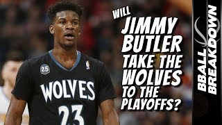 Download Can Jimmy Butler Get the Timberwolves to The Playoffs? Video