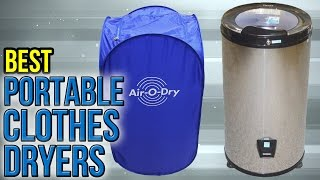 Download 8 Best Portable Clothes Dryers 2017 Video