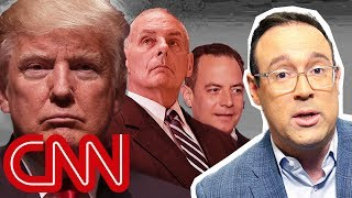Download Who wants to be Donald Trump's chief of staff? | With Chris Cillizza Video