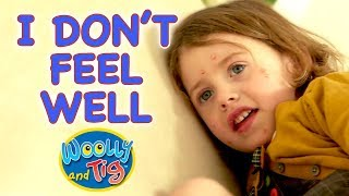 Download Woolly and Tig - I Don't Feel Well | The Hospital Video