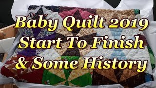 Download Kaleidascope Baby Quilt A Journey Video