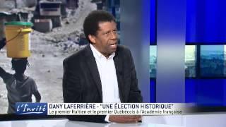 Download Dany Laferrière : ″Académicien tellement fier pour le Québec et Haïti″ TV5MONDE Video
