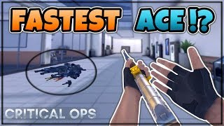 Download Critical Ops | ACE in 3 Seconds!? [Epic & Funny Moments #5] Video
