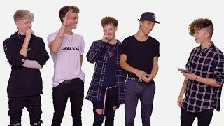 Download Why Don't We - Who Knows Each Other Best? | Radio Disney Video
