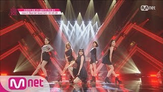 Download [Produce 101] The BEST Visuals! - Group 2 miss A ♬ Bad Girl Good Girl EP.04 20160212 Video
