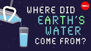 Download Where did Earth's water come from? - Zachary Metz Video