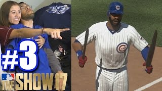 Download PLAYING CIARA AND FERNANDO! | MLB The Show 17 | Retro Mode #3 Video