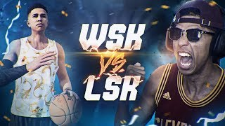 Download WSK vs. LSK PLAYING AGAINST MYSELF! NBA Live 18 Gameplay Video