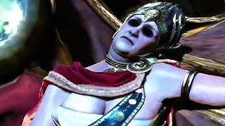 Download God of War - Kratos Kills Pollux and Castor (Oracle Guardian Boss) Video