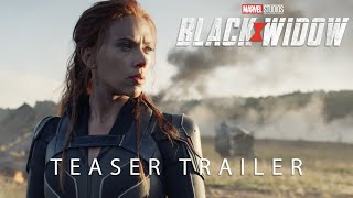 Download Marvel Studios' Black Widow - Official Teaser Trailer Video