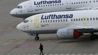 Download Pilotenstreik bei Lufthansa: Mehr als 200.000 Passagiere betroffen Video