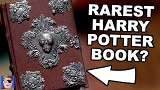 Download The RAREST Harry Potter Book EVER Video