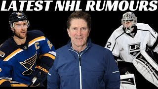 Download NHL Rumours - Babcock on Hot Seat? Blues, Kings, Flames Video