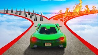Download MOST DIFFICULT DECISION TO MAKE! (GTA Races) Video