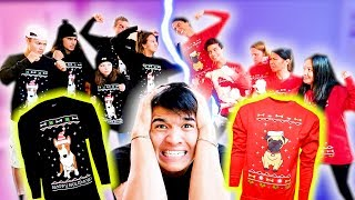 Download CHRISTMAS SWEATER BATTLE! (Black Friday Fight) Video