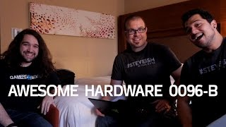 Download Awesome Hardware #0096-B: The Hotel Stream ft. GamersNexus Video
